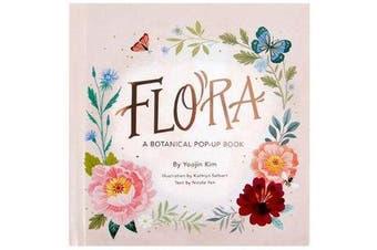 Flora - A Botanical Pop-Up Book