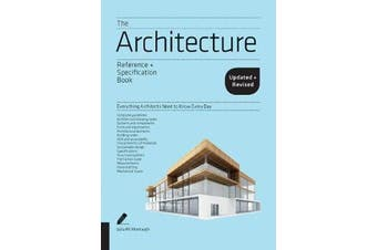 The Architecture Reference & Specification Book updated & revised - Everything Architects Need to Know Every Day