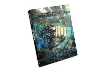Starfinder Roleplaying Game - Armory