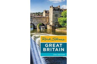 Rick Steves Great Britain (Twenty-third Edition)