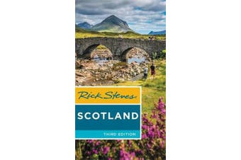 Rick Steves Scotland (Third Edition)