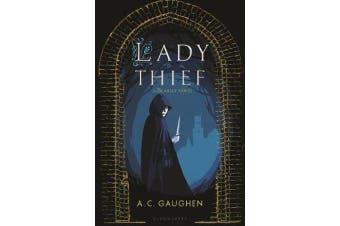 Lady Thief - A Scarlet Novel