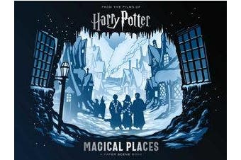 Harry Potter: Magical Places - A Paper Scene Book