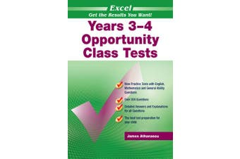 Excel Opportunity Class Tests