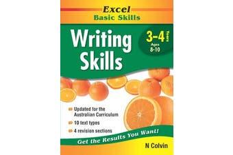 Excel Writing Skills: Year 3-4 - Writing Skills Years 3-4