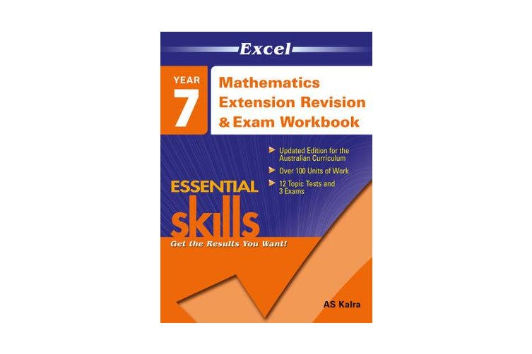 Year 7 Mathematics Revision & Exam - Workbook 2 - Extension