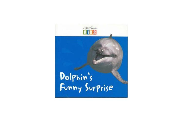 Dolphin's Funny Surprise