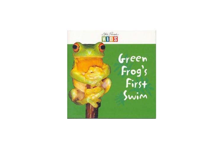Green Frog's First Swim