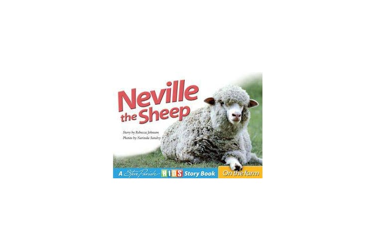 Neville the Sheep