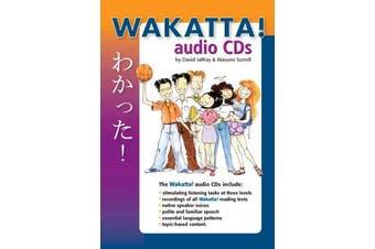 Wakatta! - Senior Secondary Japanese Course: Set 7 Audio CDs