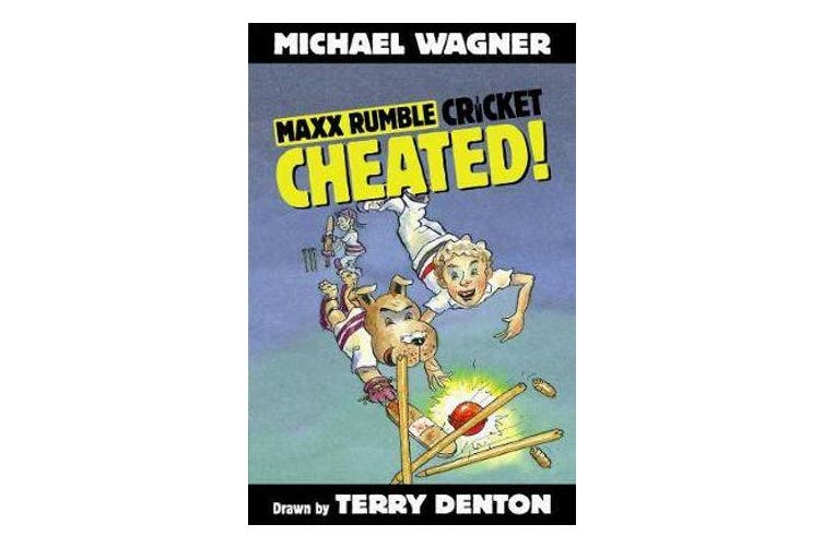 Maxx Rumble Cricket 3 - Cheated!