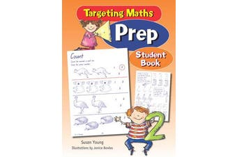 Targeting Maths Prep - Student Book