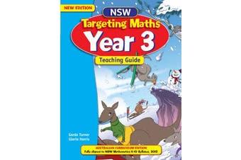 NSW Targeting Maths - Australian Curriculum Edition: Year 3 Teaching Guide
