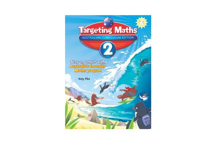 Targeting Maths Australian Curriculum Edition - Year 2 Student Book