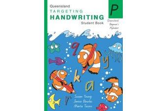 Targeting Handwriting Queensland Beginner's Alphabet - Prep Student Book