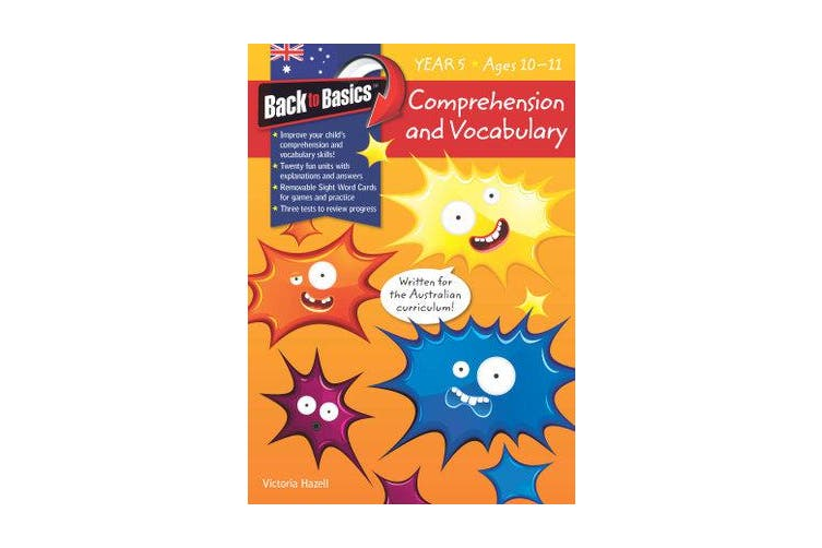 Back to Basics - Comprehension and Vocabulary Year 5