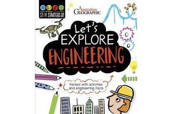Let's Explore Engineering: Activity Book - Activity Book