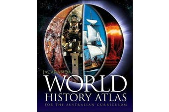 Jacaranda World History Atlas for the Australian Curriculum