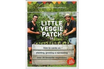 The Little Veggie Patch Co - An A-Z Guide to Growing Food in Small Spaces