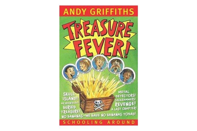 Treasure Fever! - Schooling Around 1