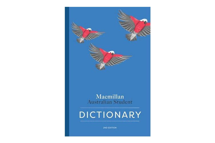 Macmillan Australian Student Dictionary 2nd Edition
