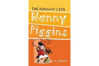 Nanny Piggins And The Runaway Lion 3