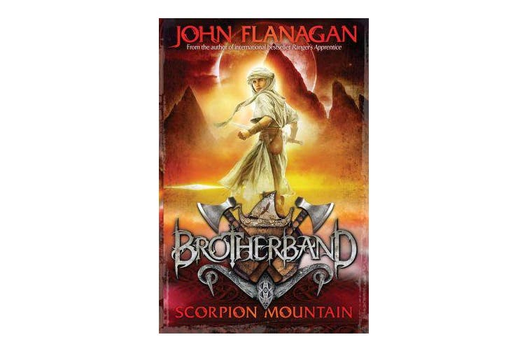 Brotherband 5 - Scorpion Mountain