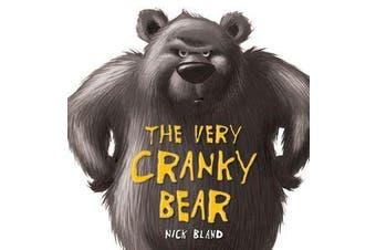 Very Cranky Bear Board Book