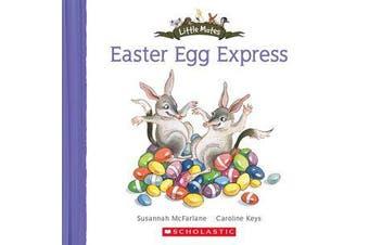 Little Mates - Easter Egg Express