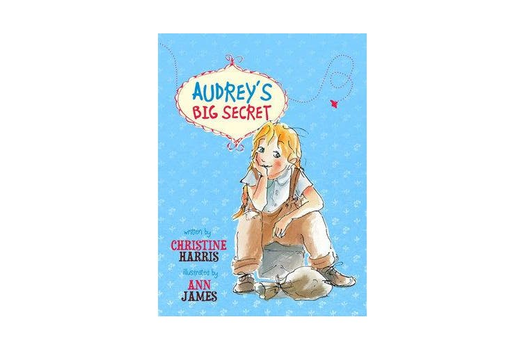 Audrey's Big Secret - Little Hare Books