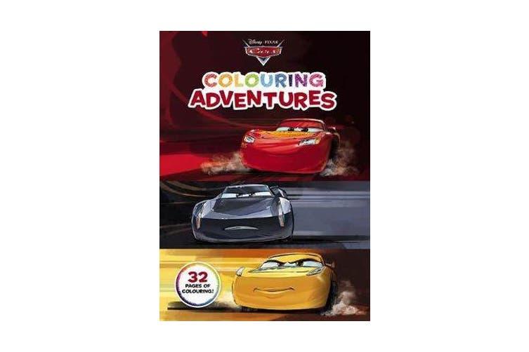 Cars - Colouring Adventures (Disney-Pixar)