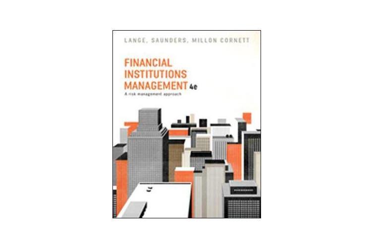 Financial Institutions Management - A Risk Management Approach