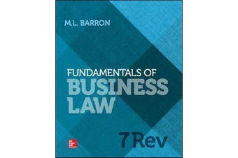 Fundamentals of Business Law, Revised 7th Edition