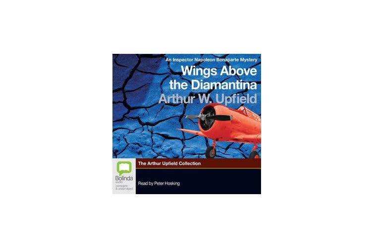 Wings Above the Diamantina - An Inspector Bonaparte Mystery
