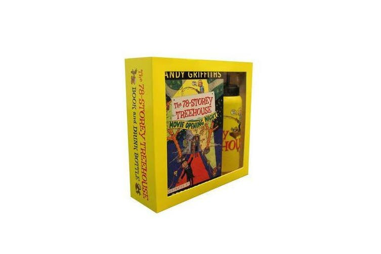 The 78-Storey Treehouse - Book & Gift Pack