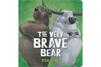 Very Brave Bear