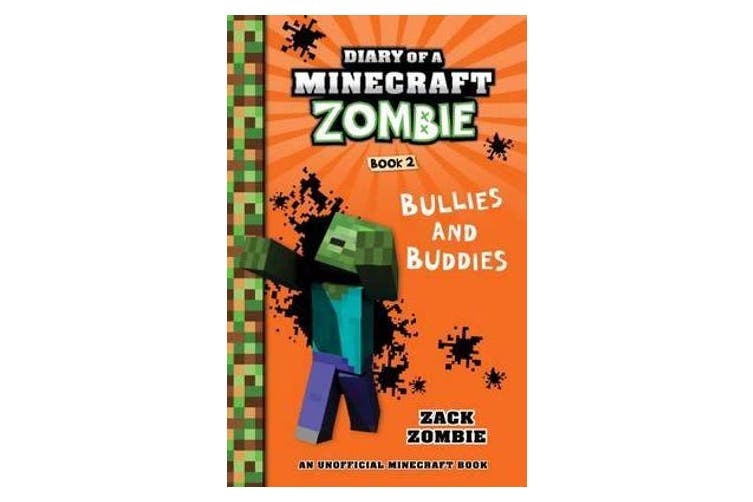 Diary of a Minecraft Zombie #2 - Bullies and Buddies