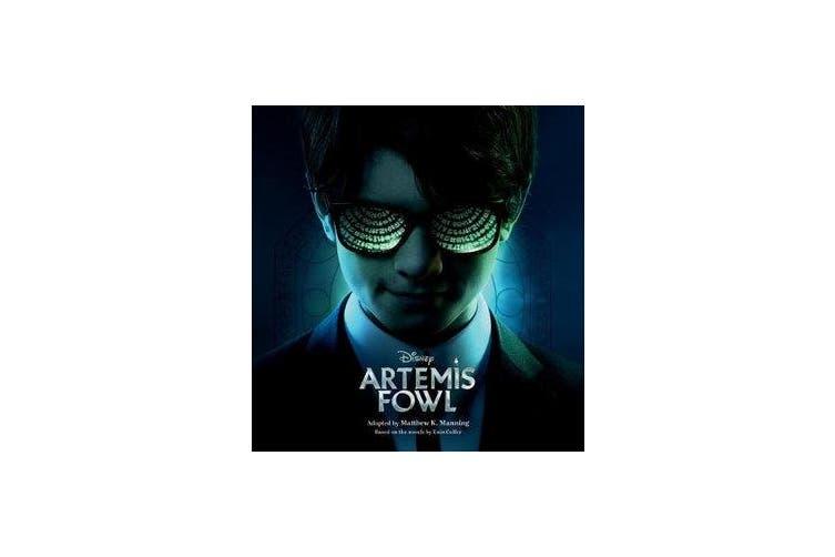 Artemis Fowl - Picture Book (Disney)