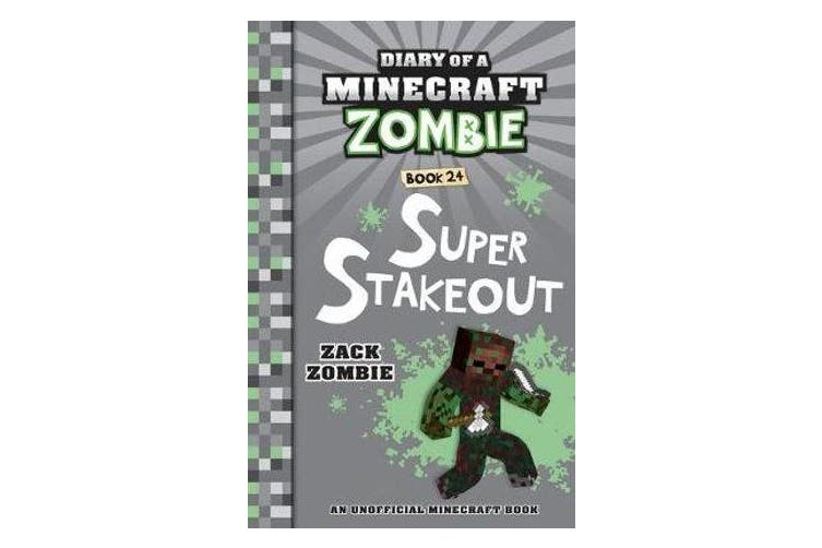 Diary of a Minecraft Zombie #24 - Super Stakeout