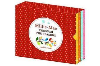Millie Mae Through the Seasons Slipcase Set
