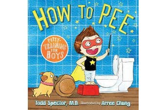 How to Pee - Potty-Training for Boys