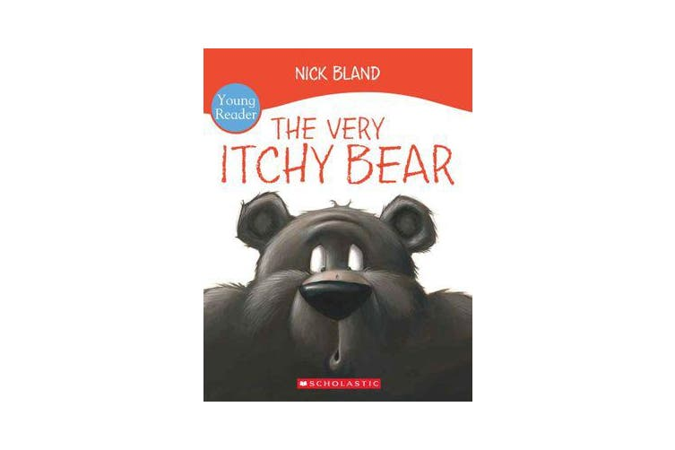 Very Itchy Bear Young Reader