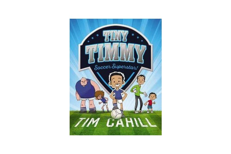 Tiny Timmy #1 - Soccer Superstar!