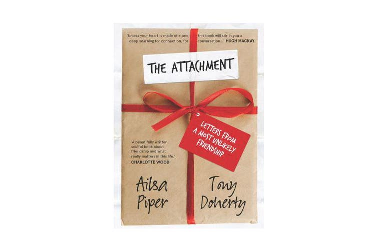 The Attachment - Letters from a most unlikely friendship