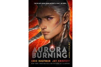 Aurora Burning - the Aurora Cycle 2