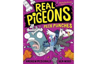 Real Pigeons Peck Punches - Real Pigeons #5