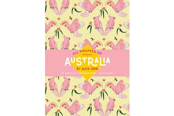 Australia by Alice Oehr - A Wrapping Paper Book