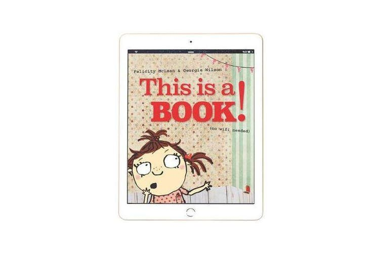 This is a Book! - (No Wifi Needed)