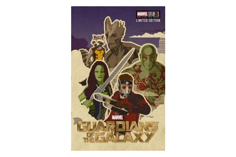 Marvel - Guardians of the Galaxy Movie Novel