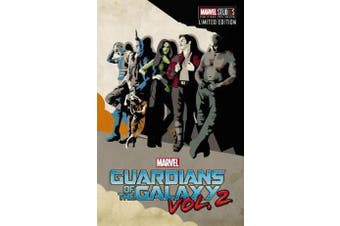 Marvel - Guardians of the Galaxy Volume 2 Movie Novel